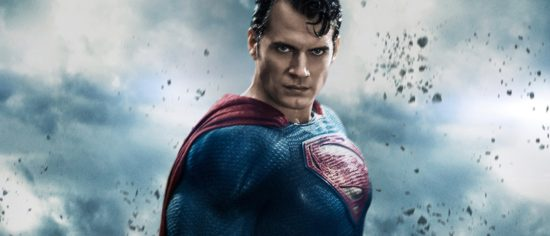 Check Out Henry Cavill's Superman With That Infmous Moustache