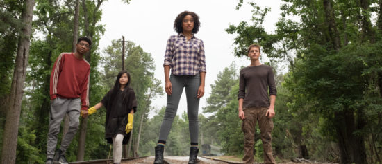 The Darkest Minds Gets Its First Trailer And It Looks A Bit Like The Hunger Games Meets X-Men