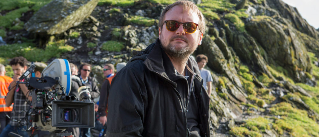 Rian Johnson Solo A Star Wars Story