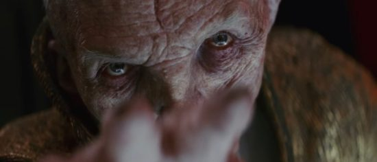Andy Serkis Says That We Might See More Of Snoke In A Star Wars Prequel