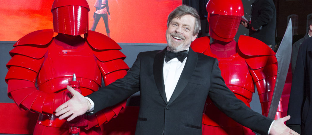 The European Premiere of Star Wars: The Last Jedi