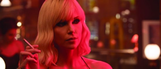 Charlize Theron Reveals That An Atomic Blonde Sequel Is In The Works