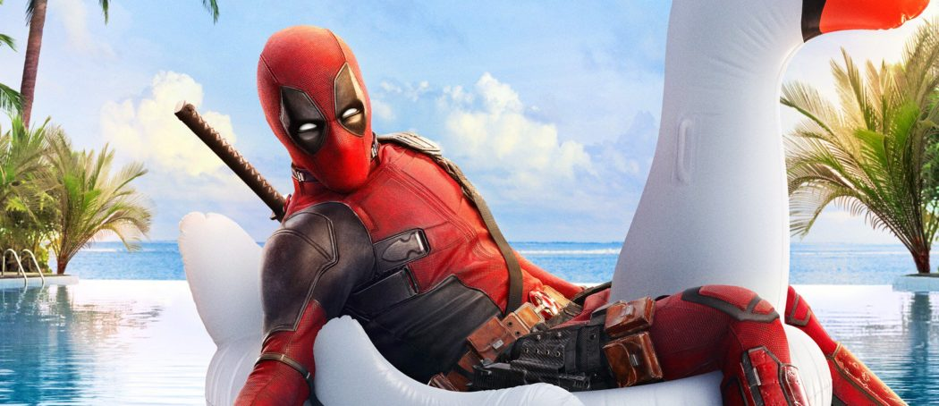Deadpool 2 pool party