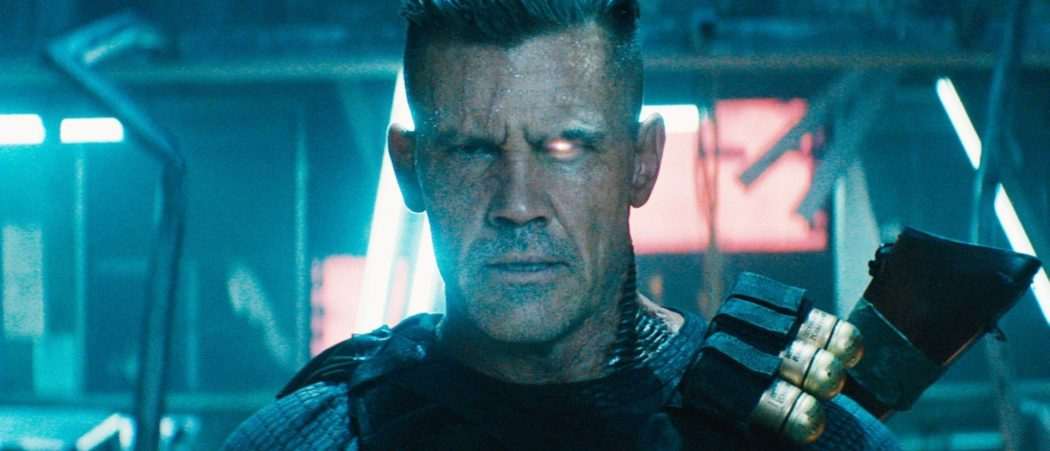 Josh Brolin Cable Thanos MCU