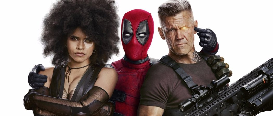 Deadpool 2 Movie HD Poster