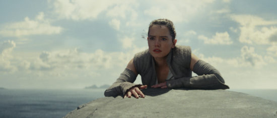 Simon Pegg Claims That The Last Jedi Undid J.J. Abrams' Plans For Rey's Parentage