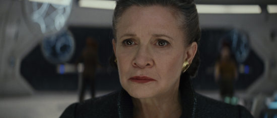 Mark Hamill Discusses The Possibility Of Recasting Leia In Star Wars: Episode IX