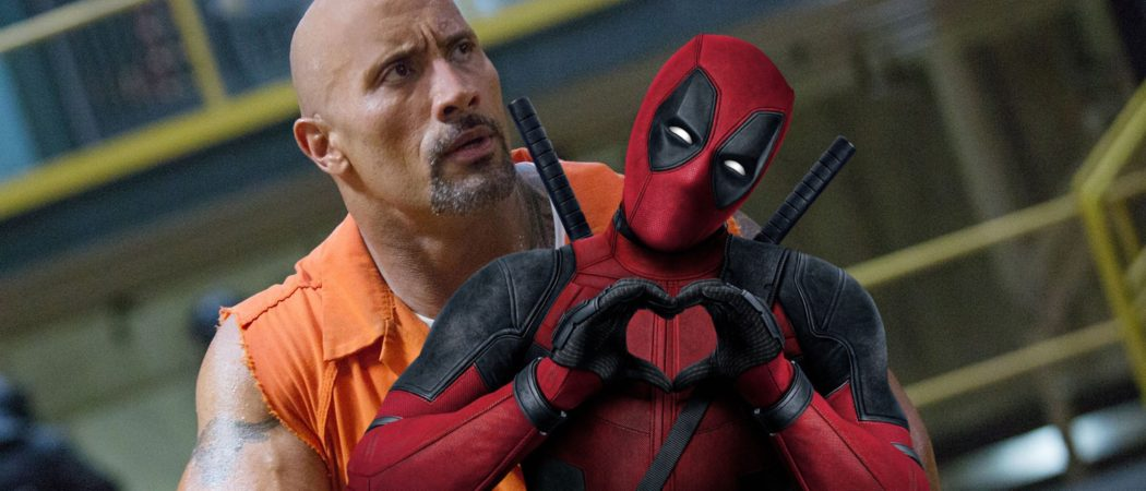 Hobbs Shaw and Deadpool 2