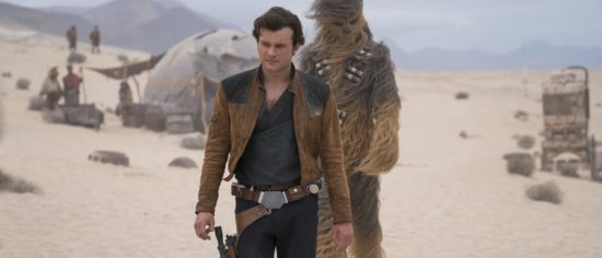 Solo: A Star Wars Story: Han And Chewie Get To Know One Another In The New TV Spot