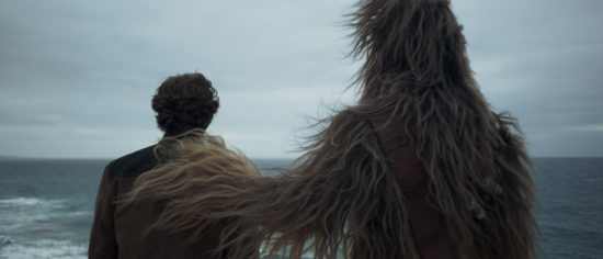 Solo: A Star Wars Story's New Trailer Reveals That Chewbacca Is 190 Years Old