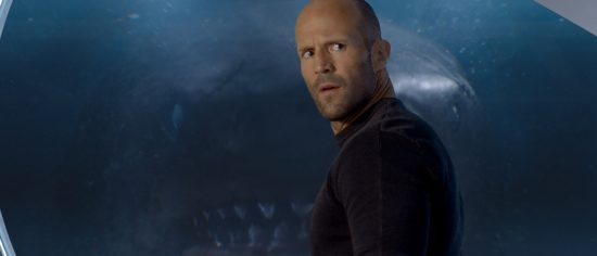 Jason Statham Takes On A Huge Prehistoric Shark In The Meg's First Trailer
