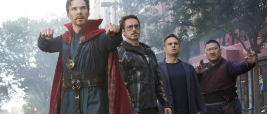 Avengers: Infinity War's New Featurette Explains The Importance Of IMAX And Civil War's Airport Battle