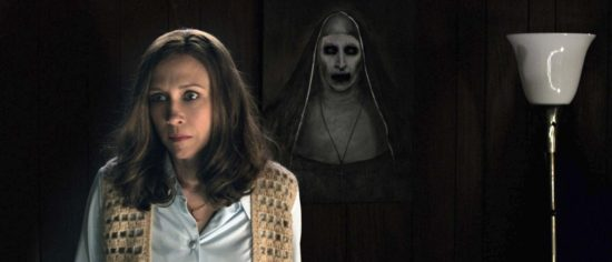 The Nun: The Conjuring's Upcoming Spinoff Movie Has A Terrifying New Poster