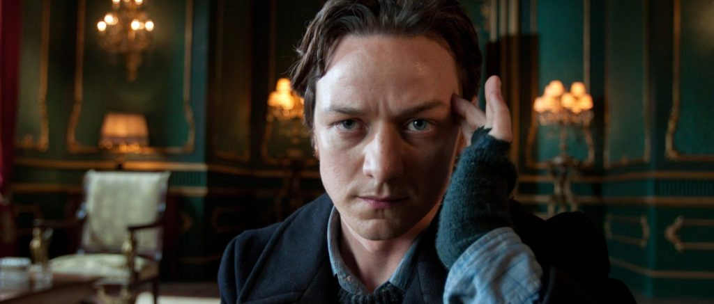 James McAvoy in It: Chapter 2