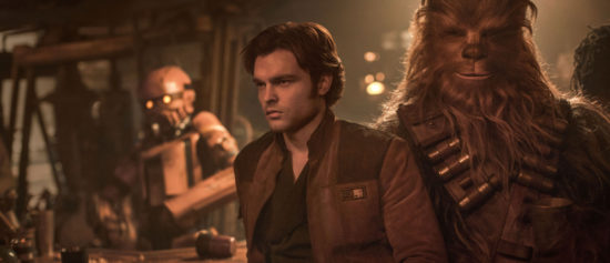 Solo: A Star Wars Story: Ron Howard Reshot 70% Of The Movie