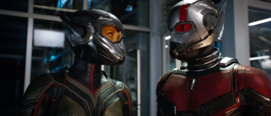 Ant-Man And The Wasp's Second Trailer Is The Perfect Cure To Infinity War