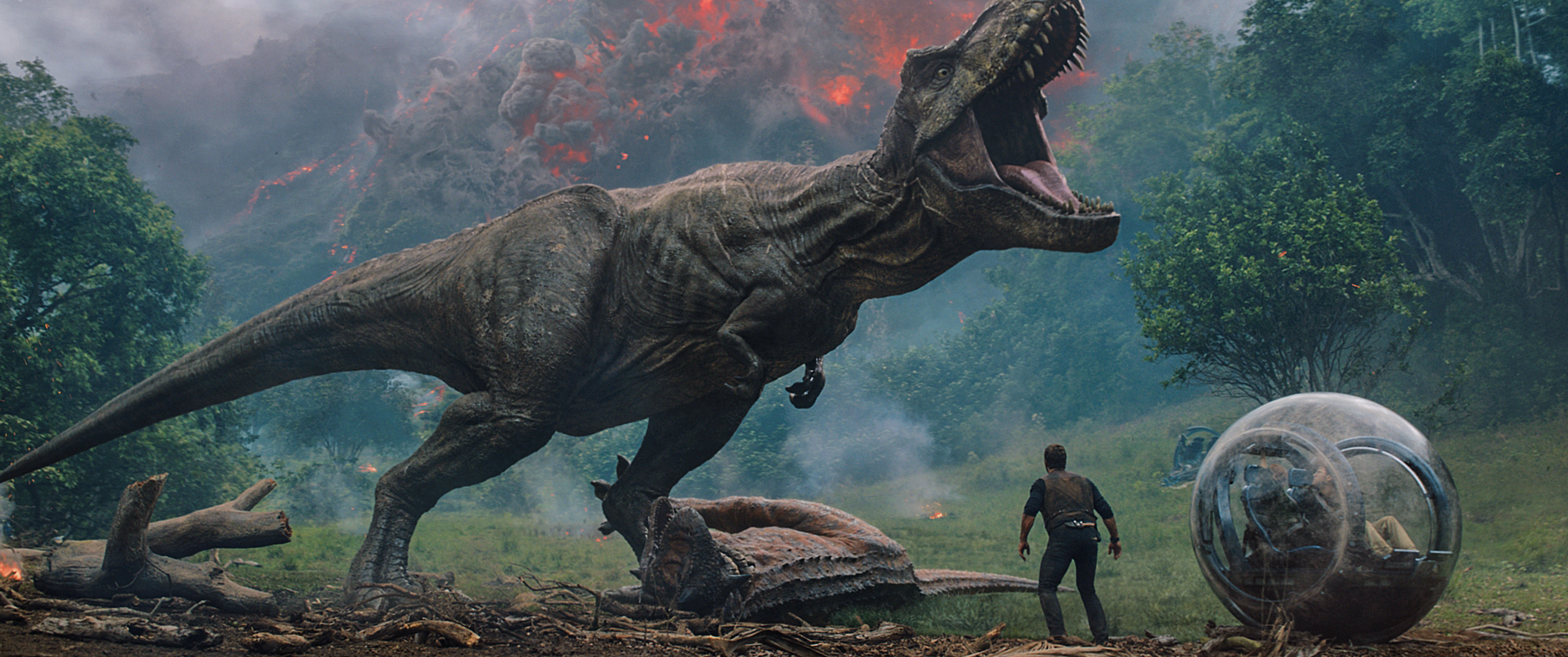Jurassic World: Fallen Kingdom 6