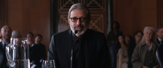Jeff Goldblum Can't Wait To Work With Sam Neill And Laura Dern Again In Jurassic World 3