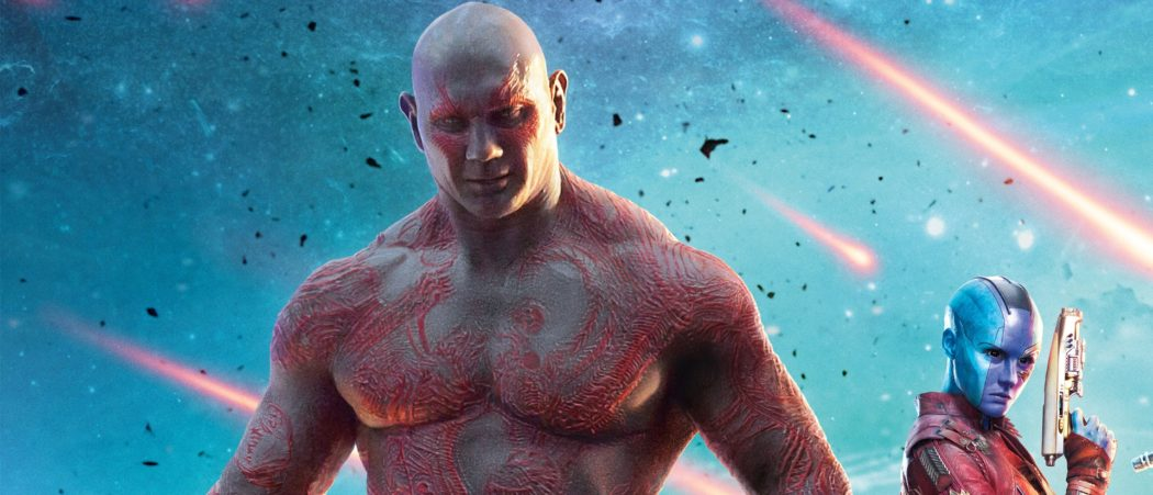Guardians of the galaxy vol 3 drax dave bautista