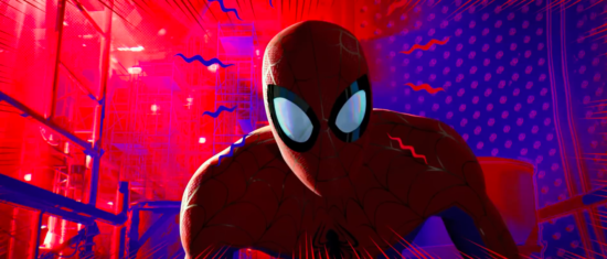 Watch Spider-Man: Into The Spider-Verse's Brilliantly Fun New Trailer