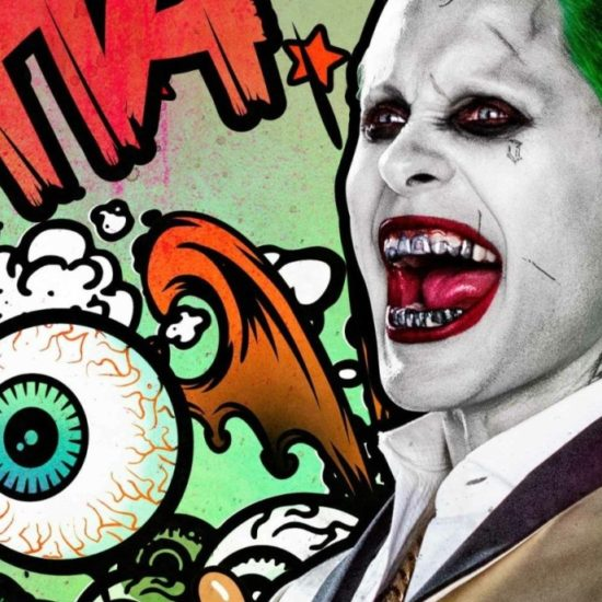 Suicide Squad Director Says Jared Leto's Joker Performance Was 'Ripped Out' The Film