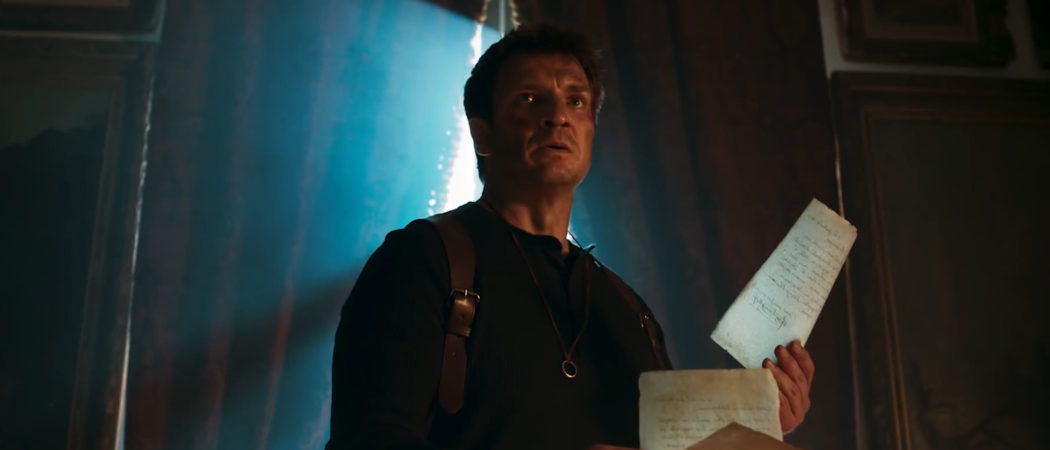 Nathan Drake Uncharted Nathan Fillion