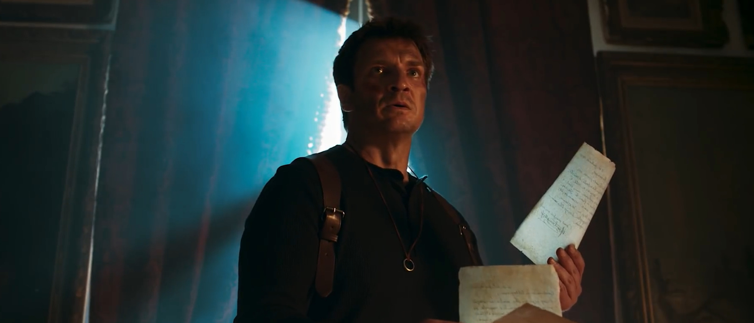 Nathan Fillion is perfect as Nathan Drake in the Uncharted fan film