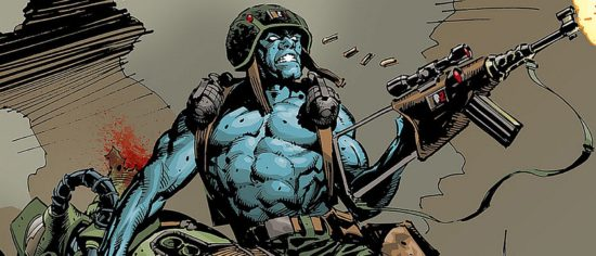Duncan Jones Will Direct An Adaptation Of 2000AD's Rogue Trooper