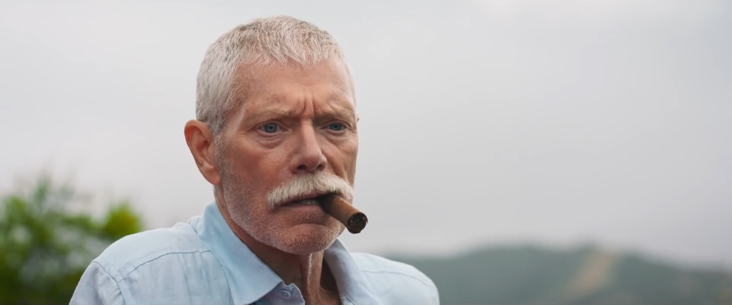 Stephen Lang is perfect as Scully in the Uncharted fan film