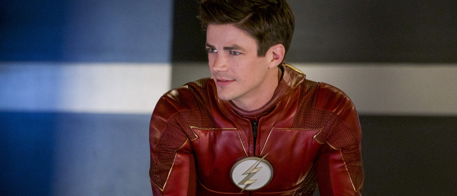 The Flash season 4 barry allen