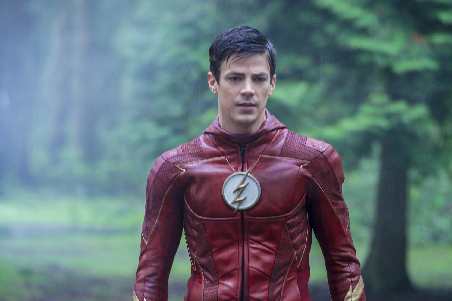 Grant Gustin wants to keep on playing The Flash