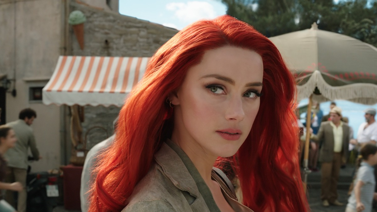 Amber Heard as Hera in Aquaman 2