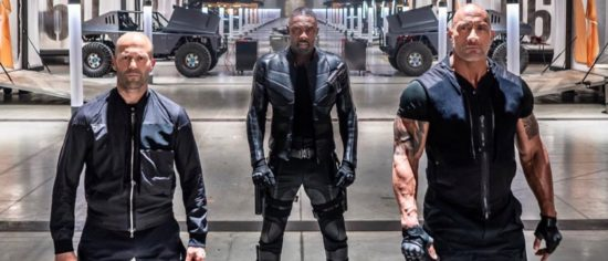 Hobbs & Shaw: Idris Elba Joins Dwayne Johnson And Jason Statham In New Photo