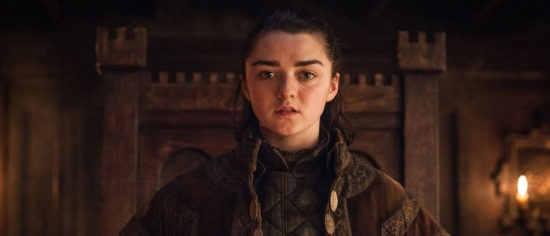 Game Of Thrones Bosses Confirm Arya Stark Spinoff Isn't Happening