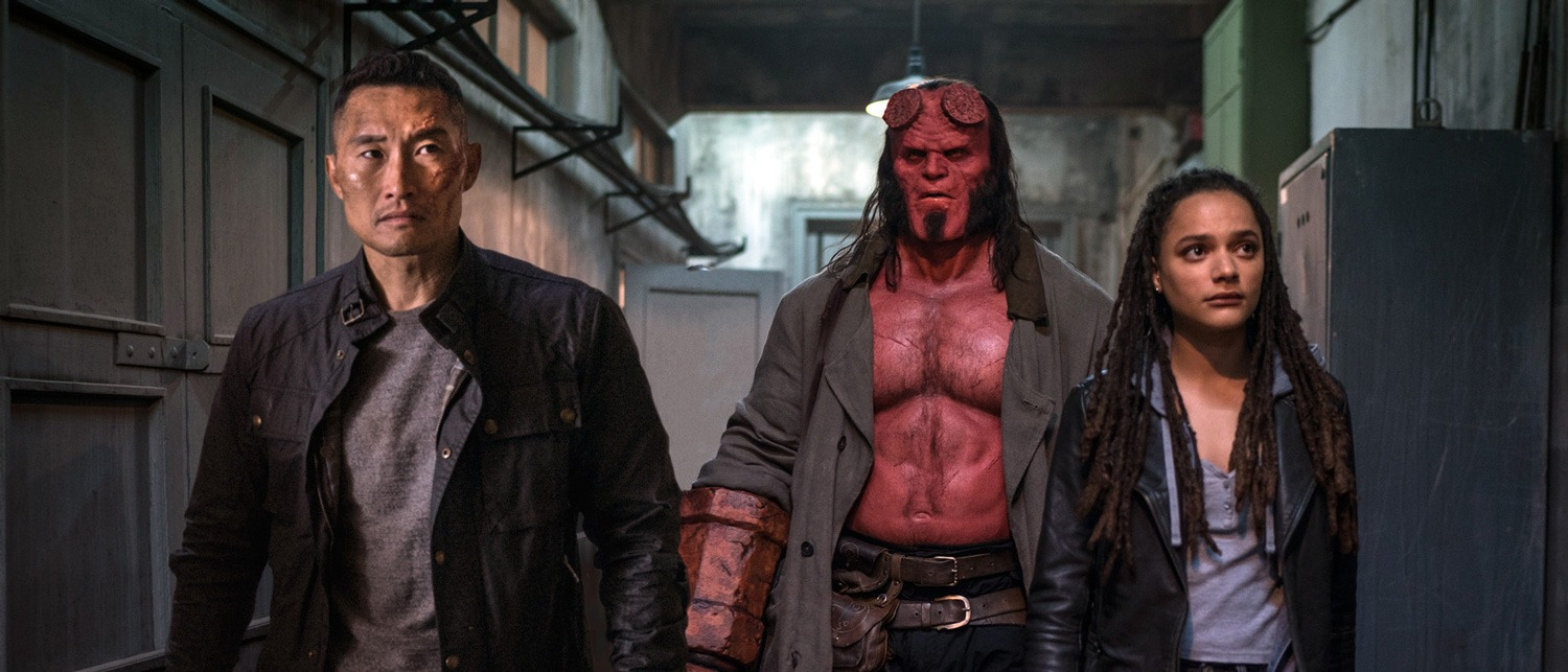 Hellboy is easily the worst films of 2019