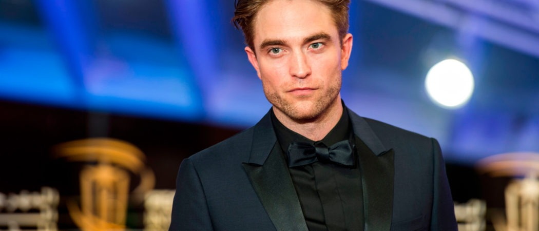 Robert Pattinson will be Batman movie
