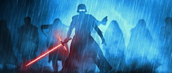 Star Wars: The Rise Of Skywalker Won't Reveal The Faces Of The Knights Of Ren