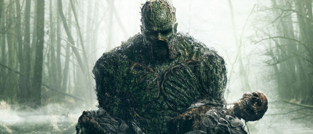 Swamp Thing's first trailer is here and it's scary