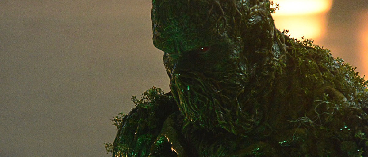 Swamp Thing Revival Series