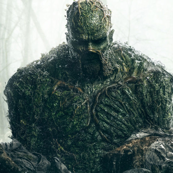 Swamp Thing Reportedly Unlikely To Be Revived On The CW
