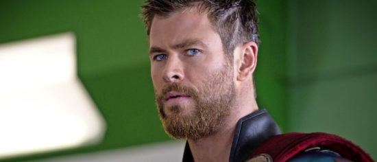 Chris Hemsworth's Thor Is Rocking A Cool New Look In Thor: Love And Thunder Set Photos