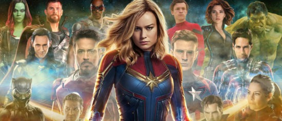 How Can You Stream Captain Marvel Online?