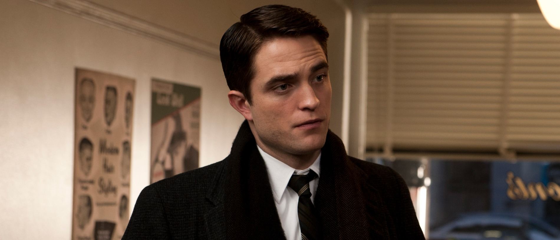 Robert Pattinson will be playing Batman in The Batman