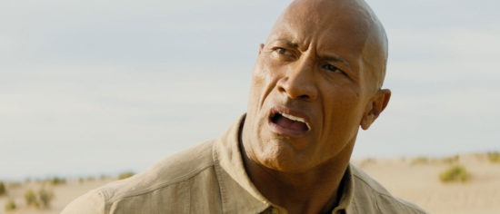 The Rock Is Taking Things Up A Notch In The First Trailer For Jumanji: The Next Level