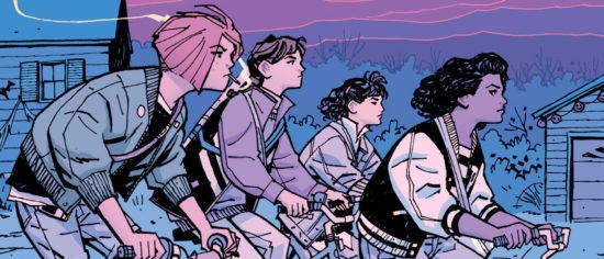 Paper Girls Is Going To Be Adapted Into A TV Series By Amazon