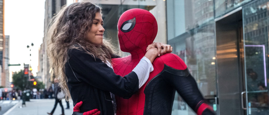 Spider-Man 3 Peter Parker Zendaya Tom Holland MJ