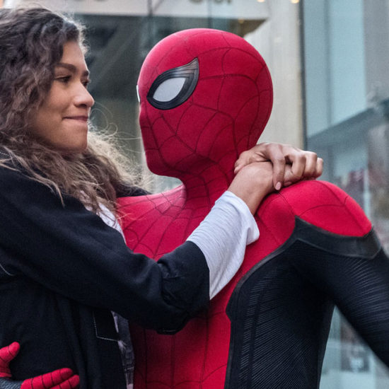 Zendaya Responds To Those Tobey Maguire And Andrew Garfield Spider-Man 3 Rumours