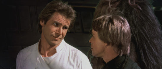 Watch The First Screen Test Between Mark Hamill And Harrison Ford For Star Wars: A New Hope