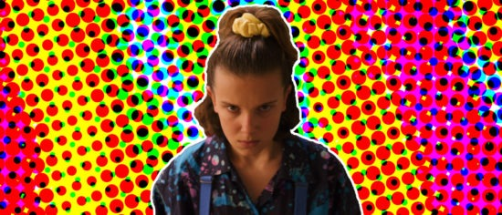 Stranger Things' Millie Bobby Brown May Have Joined Marvel's The Eternals