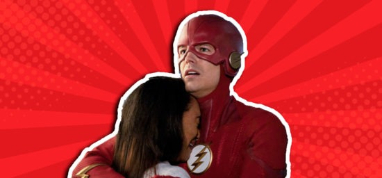 Will The Flash Season 7 See Barry And Iris Get Divorced?